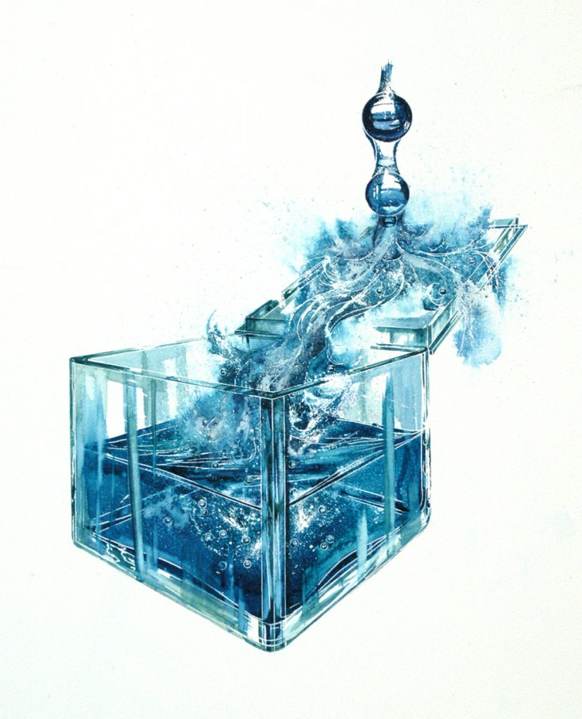 Bluebox 2, Lynda Clark, Artist