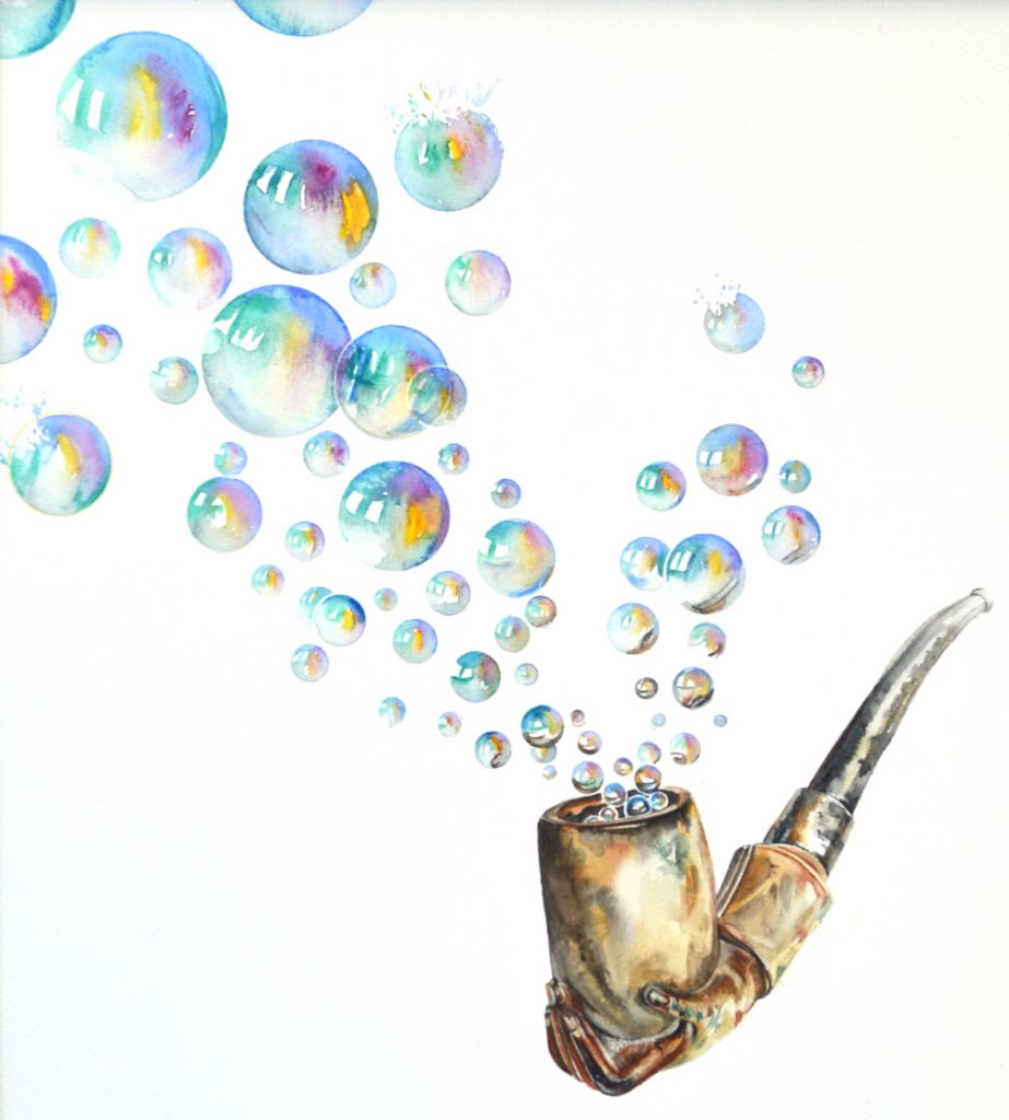 Bubble Pipe, Lynda Clark, Artist