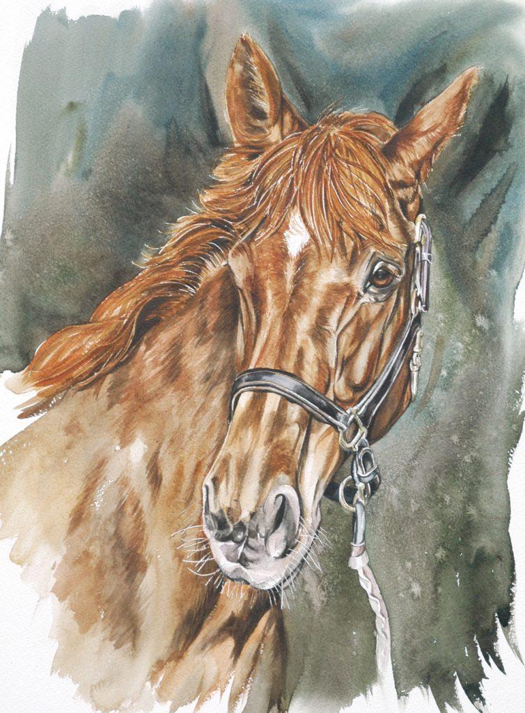 Champigou, Lynda Clark, Artist