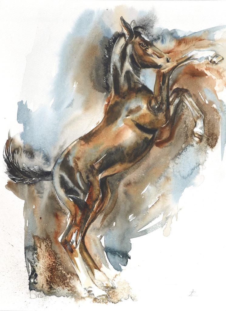Diva, Lynda Clark, Artist