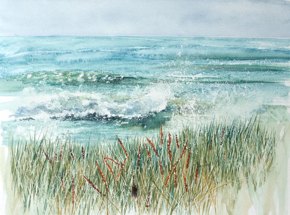 From the Dunes, Lynda Bird Clark