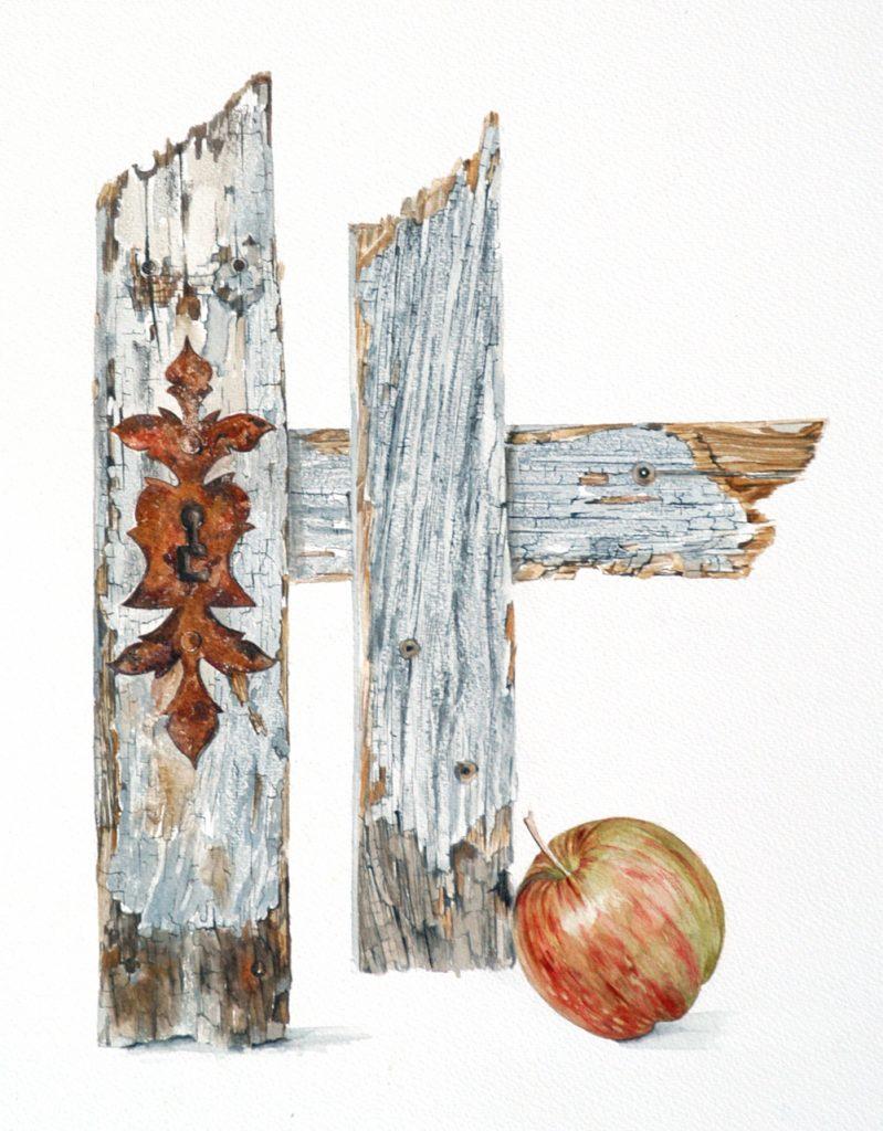 Keyhole, Lynda Clark, Artist