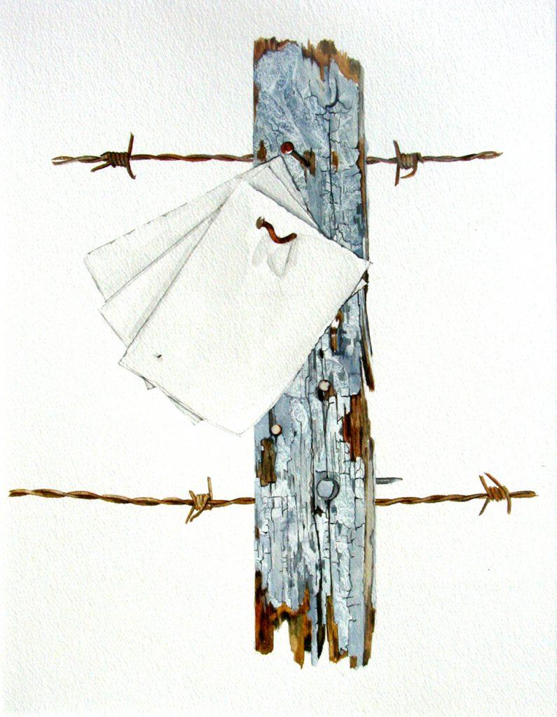 Postit Note, Lynda Clark, Artist