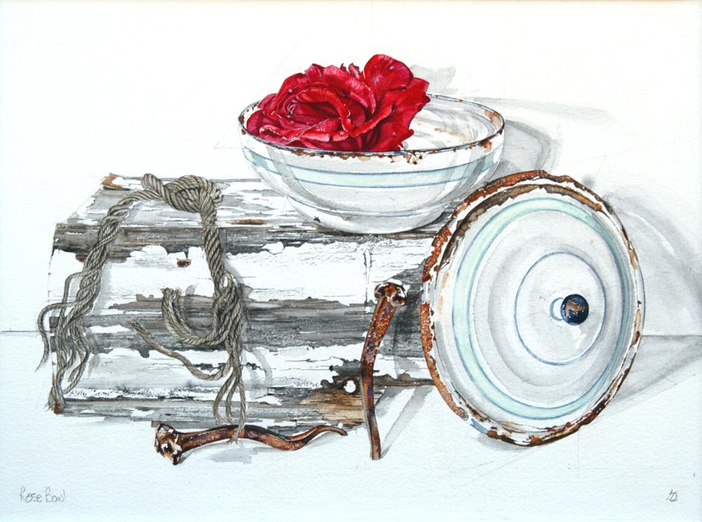 Rose Bowl, Lynda Clark, Artist
