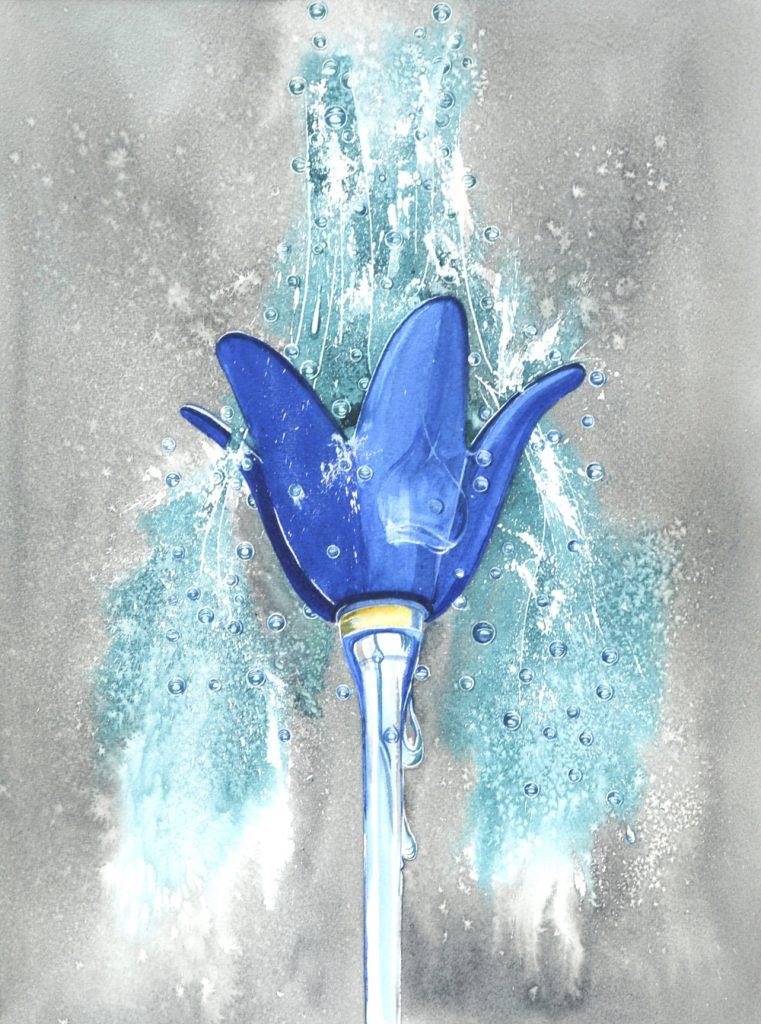 Summer Rain, Lynda Clark, Artist