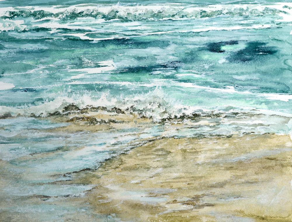 Sea 2, Lynda Bird Clark