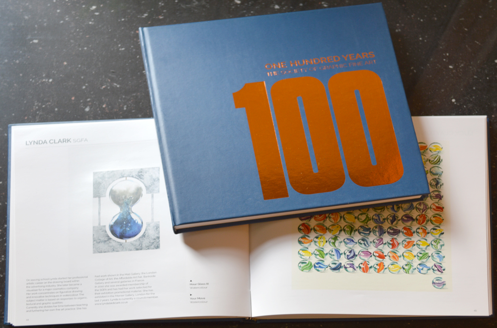SGFA Centenary Book, Lynda Bird Clark
